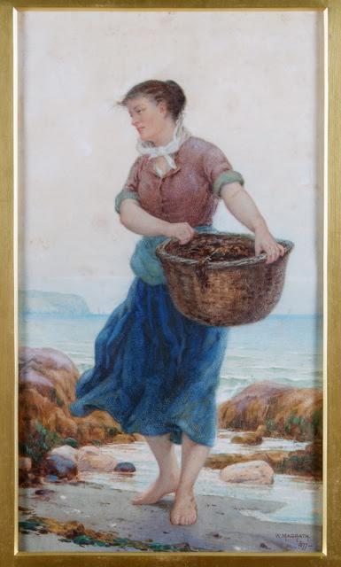 Gathering Kelp