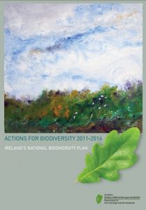 National Biodiversity Action Plan 2011-2016