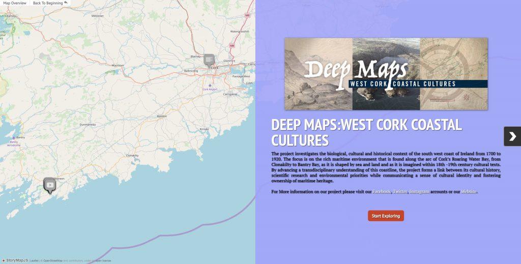 Lough Hyne StoryMap