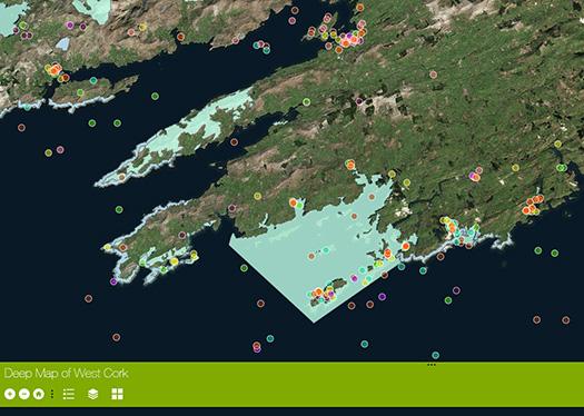 Deep Map of West Cork - Deep Maps: West Cork Coastal Cultures Deep Map on